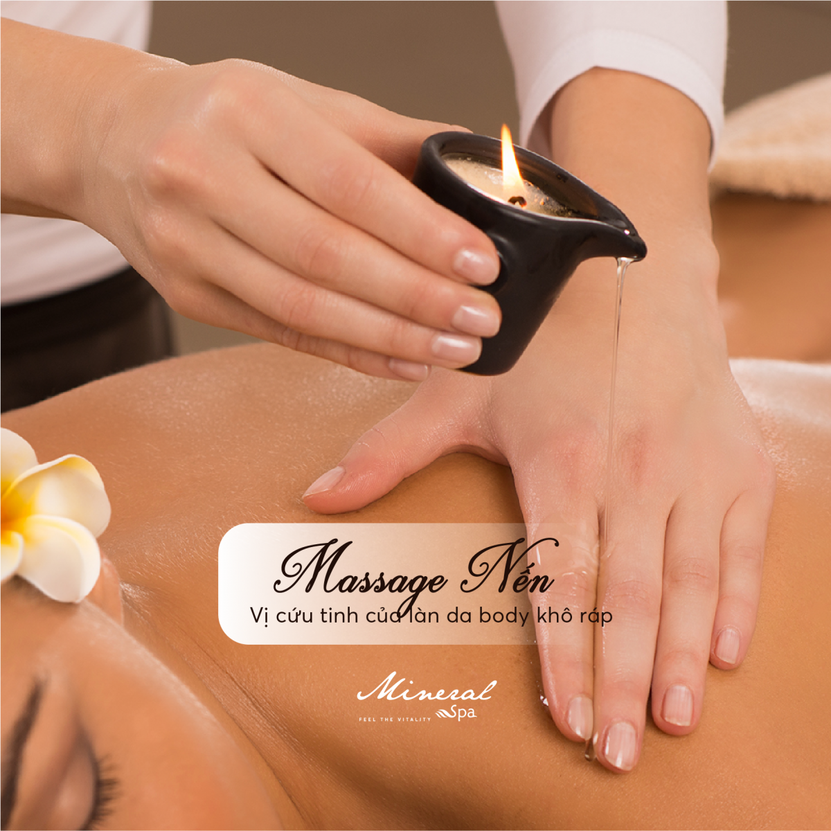Massage Nến -